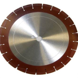 Professional Cured Concrete Blades
