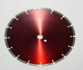Laser Segmented General Purpose Blades