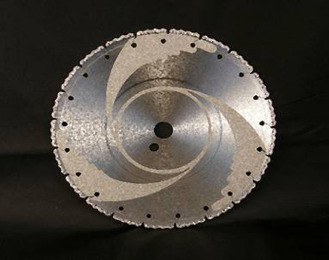 Vacuum Brazed Multipurpose Blades